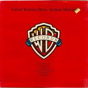 Great Warner Bros. action movies original soundtrack