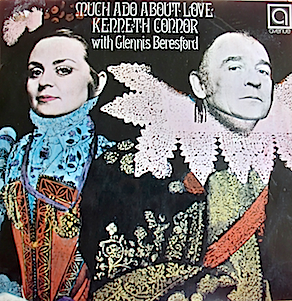 Kenneth Connor: Much ado about Love original soundtrack