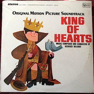 Roi De Coeur / King of Hearts original soundtrack