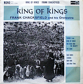 King of Kings: Chacksfield original soundtrack