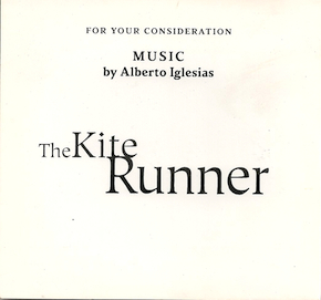 Kite Runner original soundtrack