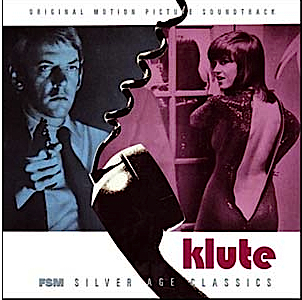 Klute + All the President's Men original soundtrack