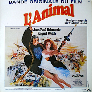 L'Animal original soundtrack