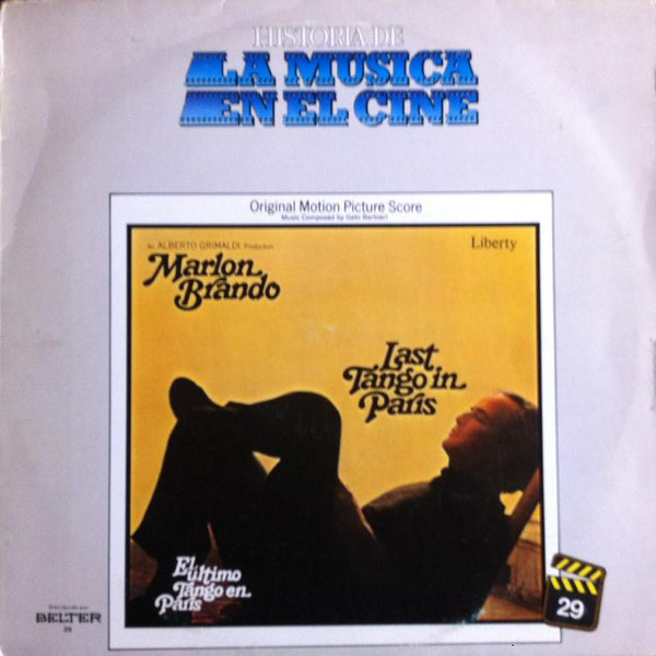 Last tango in paris original soundtrack