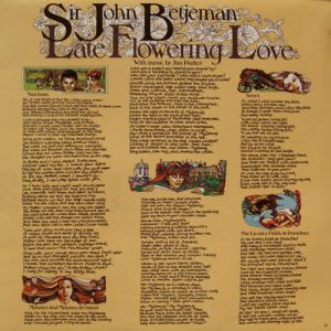 Late Flowering Love: john betjeman original soundtrack