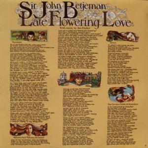 Late Flowering Love: john betjeman original soundtrack
