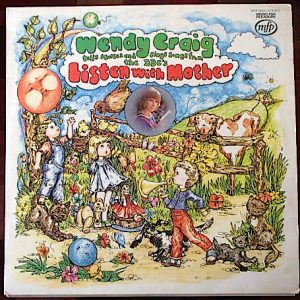 Listen With Mother: Wendy Craig original soundtrack