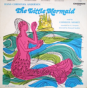 Little Mermaid original soundtrack
