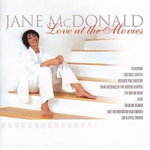 Love at the Movies: Jane McDonald original soundtrack