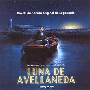 Luna de Avellaneda original soundtrack