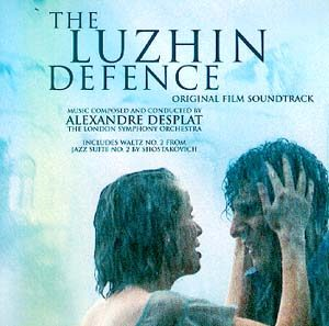 Luzhin Defence original soundtrack