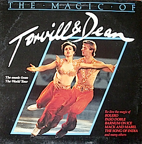 Magic of Torvill and Dean original soundtrack