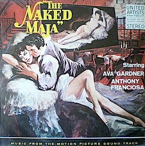 Naked Maja original soundtrack