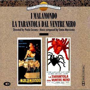 Malamondo / Tarantola dal Ventre Nero original soundtrack