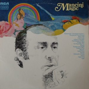 Mancini Magic original soundtrack