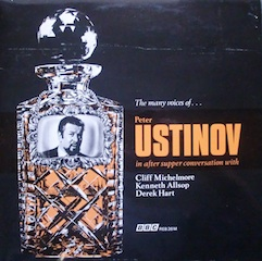 Many Voices of: Peter Ustinov original soundtrack