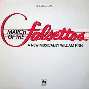 March of the Falsettos original soundtrack