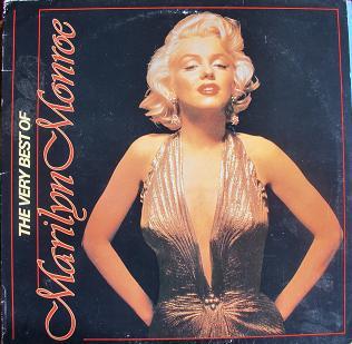 Marilyn Monroe: very best of original soundtrack