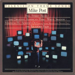 Television Theme Songs - Mike Post original soundtrack