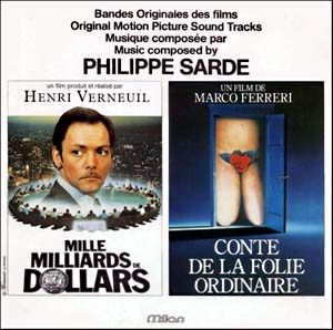 Mille Milliards de Dollars / Storie Di Ordinaria Follia original soundtrack