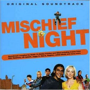 Mischief Night original soundtrack