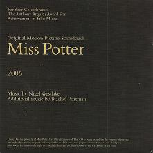 Miss Potter original soundtrack