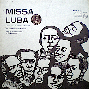 Missa Luba original soundtrack