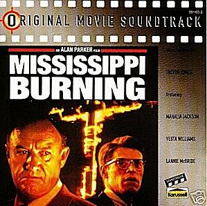 Mississippi Burning original soundtrack