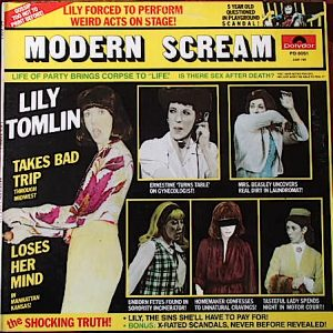 Lily Tomlin: Modern Scream original soundtrack