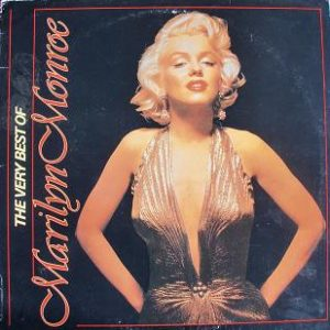Marilyn Monroe: very best of original soundtrack