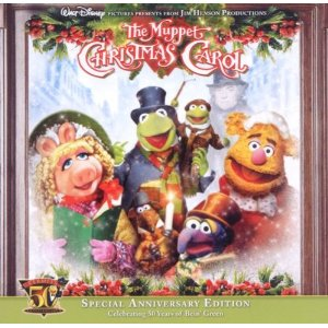 Muppet Christmas Carol: Anniversary ed. original soundtrack