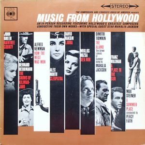 Music From Hollywood original soundtrack