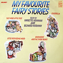 My Favourite Fairy Stories Vol.1 original soundtrack