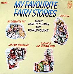 My Favourite Fairy Stories Vol.1 original soundtrack