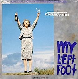 My Left Foot + Da original soundtrack