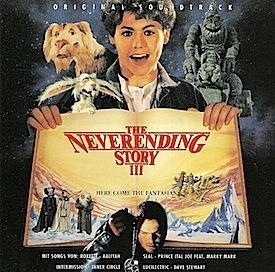 Neverending Story III original soundtrack