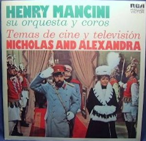 Film and tv themes: Nicholas and Alexandra original soundtrack