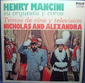 Film and tv themes: Nicholas and Alexandra original soundtrack