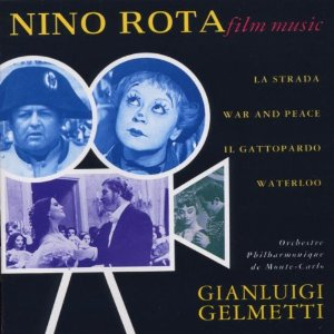 Nino Rota Film Music original soundtrack
