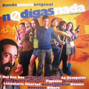 No Digas Nada original soundtrack