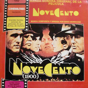 Novecento 1900 original soundtrack