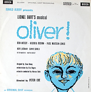 Oliver!: Original Cast original soundtrack