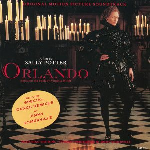 Orlando original soundtrack