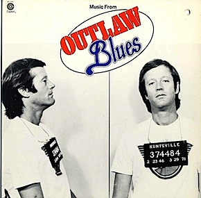Outlaw Blues original soundtrack