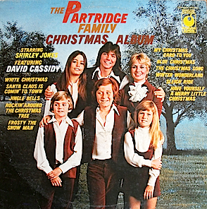 Partridge Family Christmas Album original soundtrack