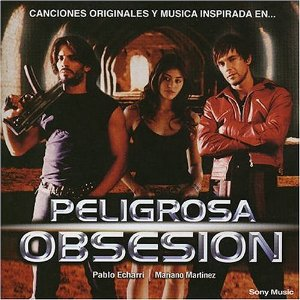 Peligrosa Obsesion original soundtrack