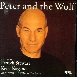 Peter and the Wolf: Patrick Stewart original soundtrack