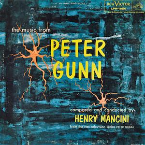 Peter Gunn original soundtrack