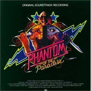 Phanton of Paradise original soundtrack