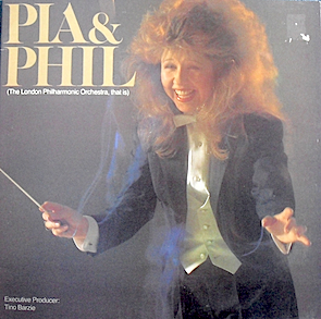 Pia Zadora: Pia & Phil original soundtrack